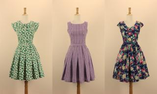 Khuyến mãi váy xòe vintage lớn nhất năm khiến phái đẹp điên đảo
