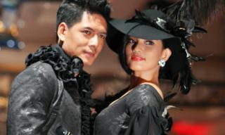 Trương Thị May kiêu sa làm nữ bá tước cạnh Bình Minh