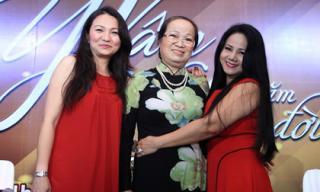 Lộ diện bà xã và con gái của nhạc sĩ Y Vân