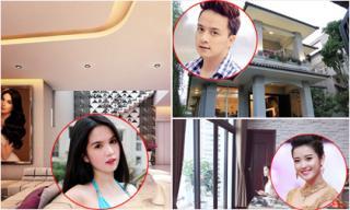 Sao Việt nô nức tậu nhà mới trong năm 2015