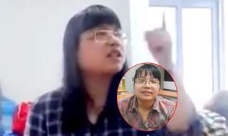 'Cô giáo cung Bọ Cạp' Lê Na 'phản pháo' sau clip chửi mắng học viên
