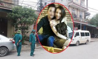 Thi thể 2 vợ chồng phân hủy trong nhà trọ ở Vinh: cô gái là hot girl