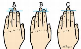 Chiều dài ngón tay đeo nhẫn nói gì về tính cách của bạn?