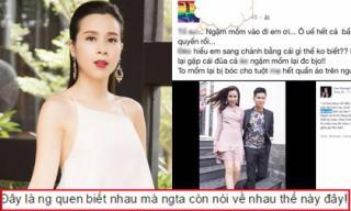 Lưu Hương Giang bức xúc khi bị người quen chửi mắng chỉ vì cái váy