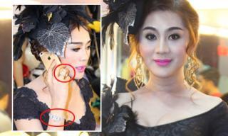 Lâm Chi Khanh được bạn trai cầu hôn bằng đồng hồ tiền tỷ