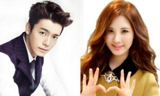 Loạt bằng chứng Seohyun (SNSD) hẹn hò Donghae (Super Junior)