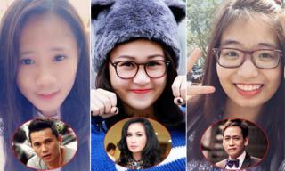 Những cô con gái đẹp tựa hot girl của ca sĩ Việt