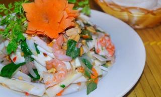 Cách làm món gỏi củ hũ dừa miền Tây Nam Bộ