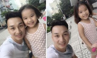 MC Thành Trung 'hội ngộ' con gái sau khi loại bé khỏi cuộc thi tài năng nhí