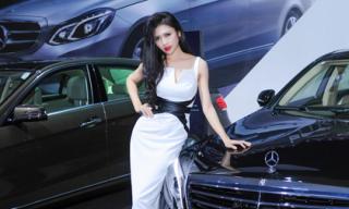 Trương Thái An gà 'Ông trùm 9x ' quyến rũ với siêu xe