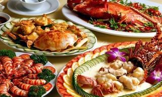Sai lầm khi ăn hải sản nên tránh