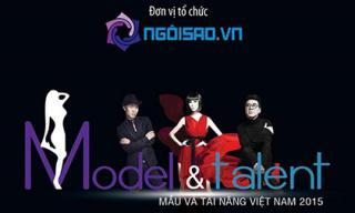 Chúc mừng 28 thí sinh lọt vào vòng chung kết cuộc thi Mẫu và Tài năng Việt Nam 2015