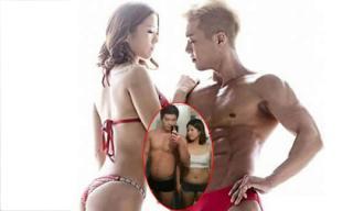 Cặp đôi Hàn Quốc 'lột xác' thần kỳ nhờ giảm cân