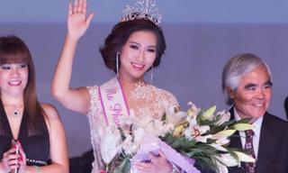 Helen Trần đăng quang ngoạn mục chung kết Hoa hậu ảnh tại Mỹ