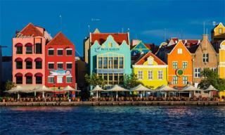 Những thành phố rực rỡ như tranh vẽ