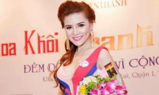 Hotgirl Vy Marya mạnh tay chi 240 triệu đấu giá gây quỹ từ thiện