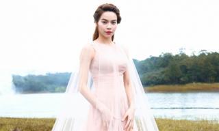 Hồ Ngọc Hà đẹp như công chúa trong bộ ảnh mới