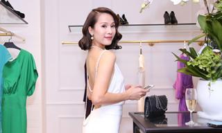 Siêu mẫu Thái Hà tái xuất showbiz sau khi hết bệnh