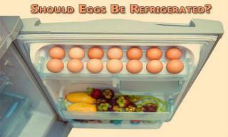 Có nên bảo quản trứng trong tủ lạnh?