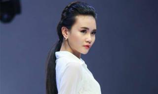Người mẫu nhí Nguyễn Ngọc Mẫn Nhi nổi bật giữa dàn người đẹp