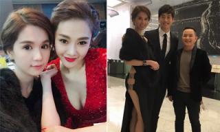 Ngọc Trinh diện váy 26 triệu đi nhận giải Nghệ sĩ trẻ châu Á xuất sắc