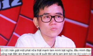Nhạc sĩ Phương Uyên bị cướp trên đường Nguyễn Chí Thanh