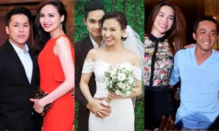 Những cuộc hôn nhân của sao Việt không được lòng người thân