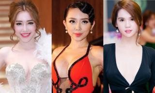 Điểm danh những biểu tượng sexy của showbiz Việt