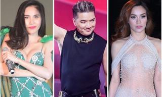 Sao Việt nào đoạt ngôi ăn mặc phản cảm nhất năm qua?