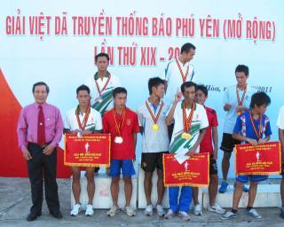 Giải Việt dã truyền thống Nam Trung bộ
