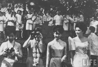 Nhan sắc khuynh thành của Hoa khôi Sài Gòn một thời