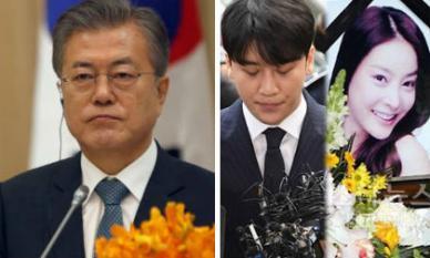 Đích thân Tổng thống Hàn ra lệnh khẩn cấp yêu cầu điều tra kỹ bê bối của Seungri và Jang Ja Yeon