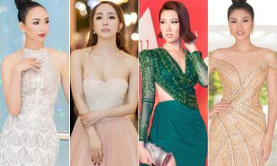 Ai xứng danh 'Nữ hoàng thảm đỏ' showbiz Việt tuần qua? (P107)