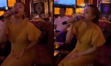 Vy Oanh tự tin hát 'Để cho em khóc' sau ồn ào tố đàn chị Minh Tuyết 'cướp hit'