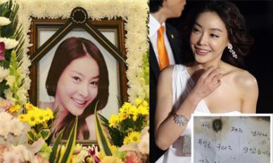 Hai bộ trưởng Hàn cúi đầu xin lỗi vì loạt scandal tình dục của Jang Ja Yeon, hé lộ tình tiết thương tâm