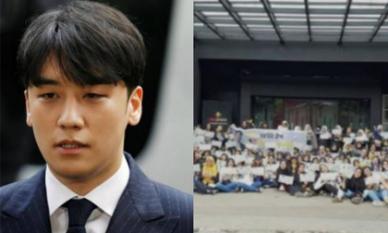 Dân mạng Hàn 'khẩu chiến' gay gắt khi fan Indonesia vẫn làm hành động này để ủng hộ Seungri sau chuỗi scandal chấn động