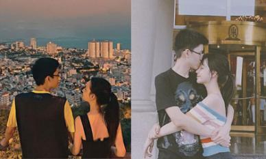 Thiếu gia Phan Hoàng và bạn gái đồng loạt công khai tình yêu cực ngọt ngào