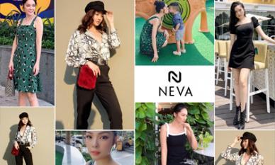 """""""Giật giũ"""" như sao Việt những ngày qua, hack dáng với những bộ cánh thời thượng ngút trời mang tên thương hiệu thời trang Neva"""