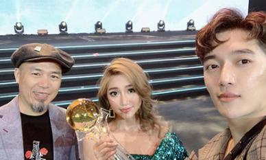 Vượt qua đại diện của 9 nước, Orange xuất sắc giành giải 'Ngôi sao mới Châu Á' tại Hong Kong Asian Pop