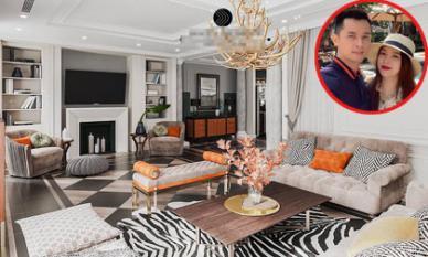 Không hổ có chồng là kiến trúc sư, Hằng Túi khoe không gian nhà mới đẹp long lanh