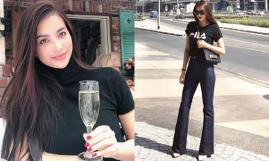 Gu thời trang của Hoa hậu Phạm Hương thay đổi ra sao sau khi tái xuất showbiz?