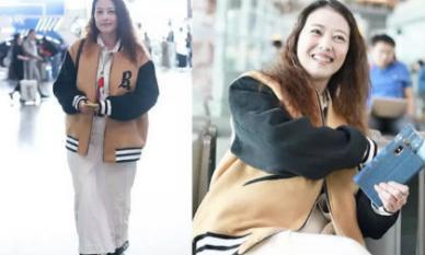 """""""Chu Chỉ Nhược"""" Châu Hải My chơi style trẻ như gái 18 nhưng lại lộ thân hình phì nhiêu ở tuổi trung niên"""