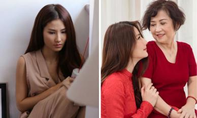 Sao Việt chia buồn khi mẹ của diễn viên Diễm My 9x qua đời ở tuổi 58