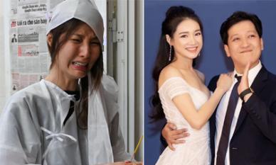 Sao Việt 23/4/2019: Diễm My 9x òa khóc nức nở trong đám tang mẹ; Trường Giang tiết lộ điều khiến Nhã Phương hạnh phúc