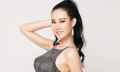 Đại diện Việt Nam tham gia Hoa hậu du lịch thế giới khoe đường cong nóng bỏng