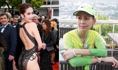 Quan điểm 'lạc' số đông của vợ cũ Huy Khánh về hình ảnh Ngọc Trinh tại Cannes