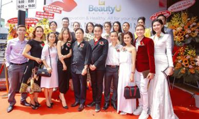 Lễ khai trương long trọng của Odyssey Professional - Beauty U