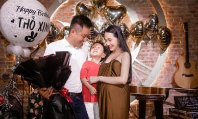 Không đổi mới trong cách tổ chức tiệc sinh nhật, Tuấn Hưng bị vợ 'bắt bài'
