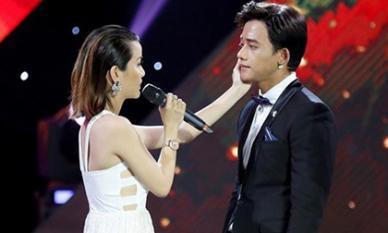 Mai Tài Phến từng từ chối quay lại với bạn gái cũ xinh đẹp ngay trên sóng truyền hình