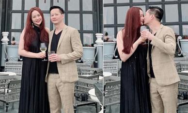 Phan Như Thảo và chồng đại gia Đức An đi du lịch Sa Pa kết hợp với chụp ảnh cưới